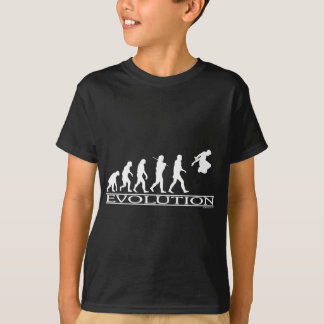 Evolution Parkour T Shirts