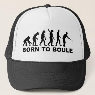 EvolutionBoule Petanque Truckerkeps