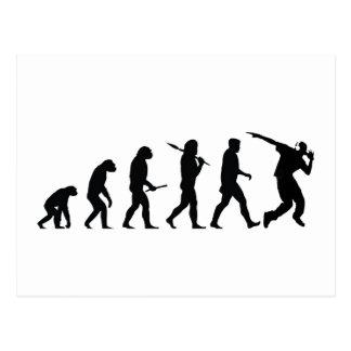 EvolutionDance Vykort