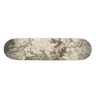 Evreux Dreux Mini Skateboard Bräda 18,7 Cm