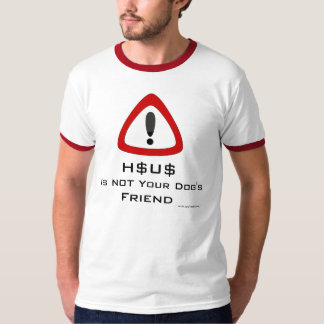 Exclamatian tröja - H$U$ är INTE din hund Fr
