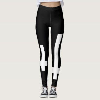 Exclusive Antichrist Leggings