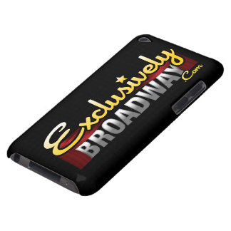 ExclusivelyBroadway.com iPod Touch Case-Mate Skydd