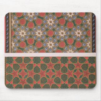 Exempel av takdekorationer, från 'arabisk konst so musmatta