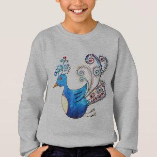 Exotisk fågel t-shirts