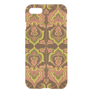 Exotisk gult för grönt för brunt för iPhone 7 skal