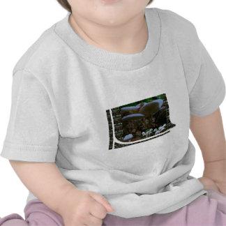 Exotisk Show för knopp för VILDvitchampinjon: T Shirts