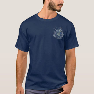 Exploderande Thistle II T Shirts