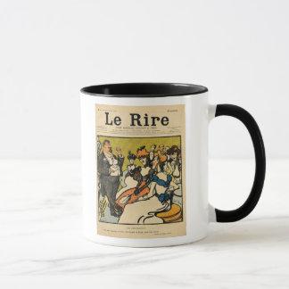 Explorersfromen som bekläda täcker av Le Rire Mugg
