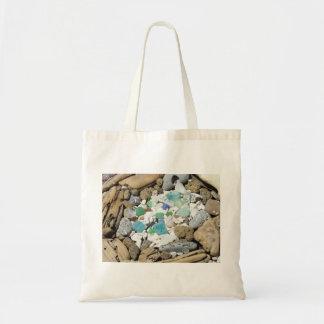 Exponeringsglas för hav för hund för sten för budget tygkasse