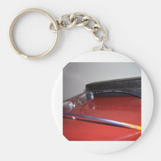 Exponeringsglas Rund Nyckelring