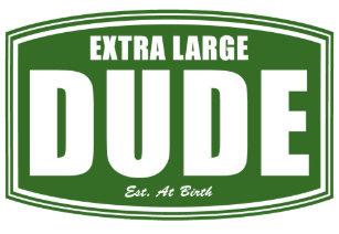 Extra stor Dude som är etablerad på födelse Truckerkeps 153fbf437244e