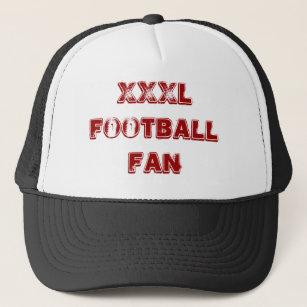 Extra stor fotbollfläkt truckerkeps 867ad642f87d7