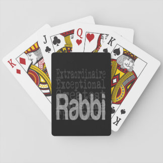 Extraordinaire rabbin casinokort