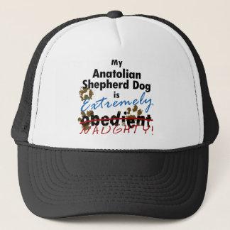 Extremt stygg Anatolian herdehund Keps