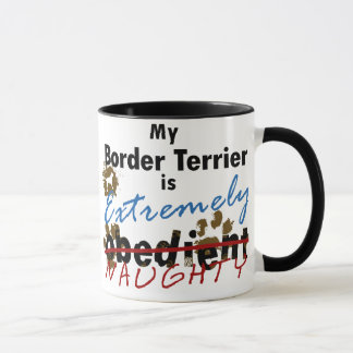 Extremt stygg gränsTerrier Mugg