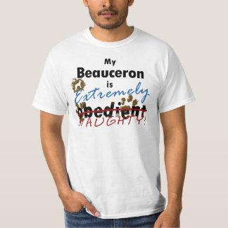 Extremt stygga Beauceron Tee Shirt
