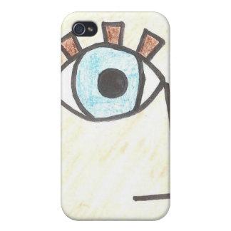 eyePhonefodral iPhone 4 Hud