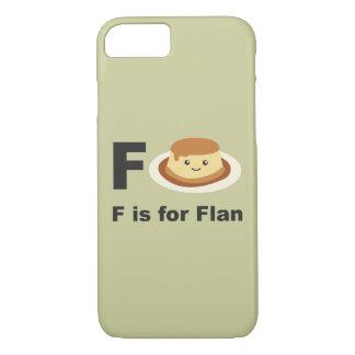 F är för Flan
