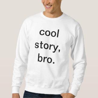 F! kall berättelse, brotröja lång ärmad tröja