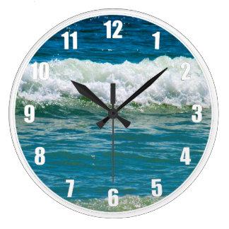 Få borttappad i vågar stor klocka