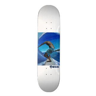 Få den Barreled skridskon Skateboard Bräda 21,5 Cm
