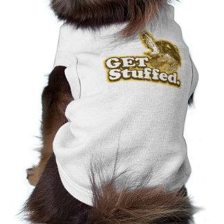 Få den välfyllda roliga thanksgivinghunden/den äls husdjurströja