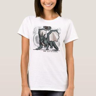 Få din egna Luna för drake~-pärlan T-tröja Tröjor