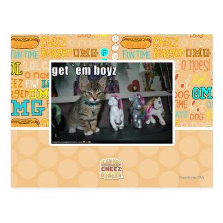 Få em-boyz vykort