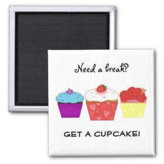 få en muffin magnet