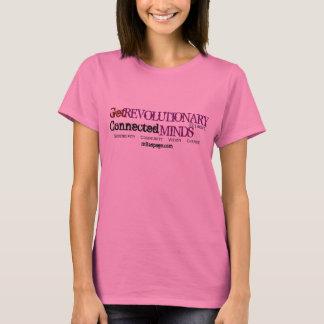 Få förbindelse, få revolutionären, inspireras t shirts