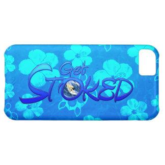 Få fyllt på med bränsle hawaianskt surfa iPhone 5C fodral