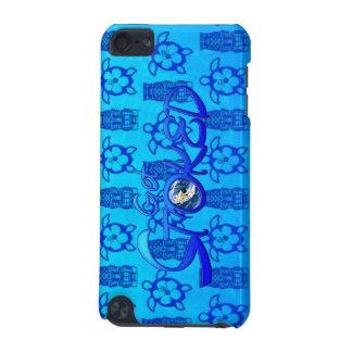 Få fyllt på med bränsle hawaianskt surfa iPod touch 5G fodral