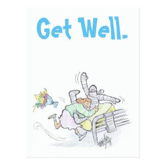 Få gott vykort