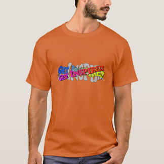 Få inspirerad - den mörka T-tröja T Shirts