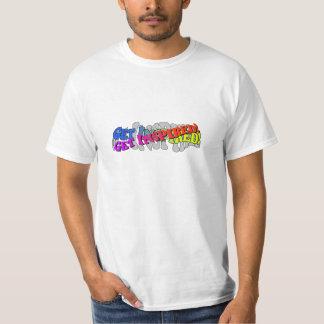 Få inspirerad - värdera T-tröja T-shirts