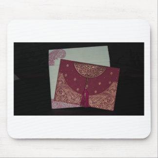 Få märkes- hinduisk Bröllopskort Musmatta