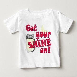 Få på ditt sken t-shirts
