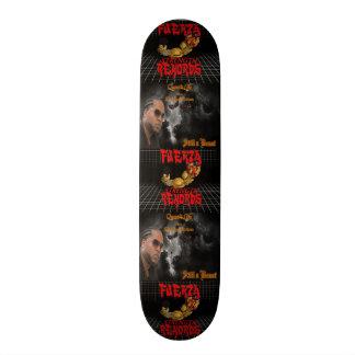 Få skateboarden för officiellen Quest4life!!!!!! Mini Skateboard Bräda 18,5 Cm