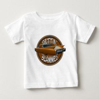 få smällda i Cadillac 1960 guld- pride Tee Shirts