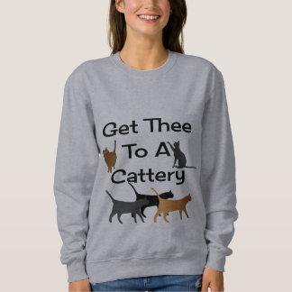 Få Thee till en Catterytröja Tröjor