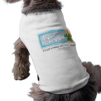 Få till och med en formulera! Älsklings- bekläda Husdjurströja