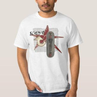 Få Verticle - värdera T-tröja Tröja