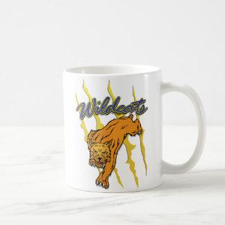 Fabens vildkatter kaffemugg