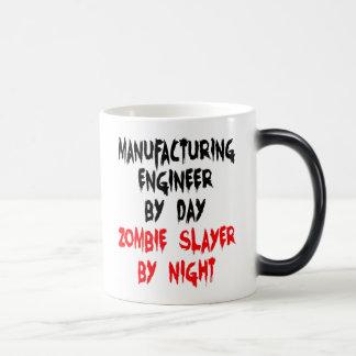 Fabriks- ingenjör för ZombieSlayer Magisk Mugg