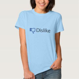 Facebook motvilja tröja