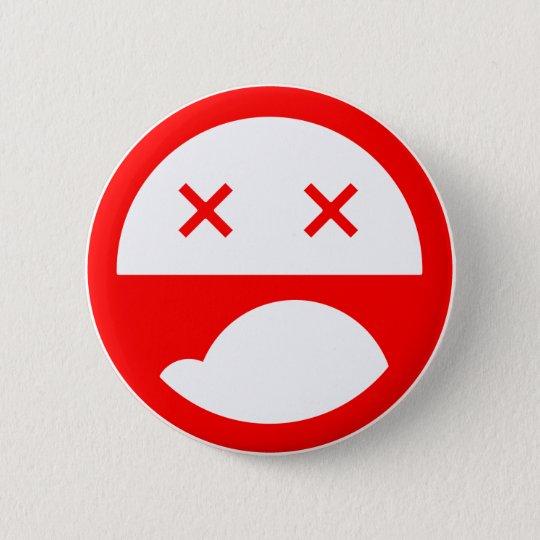 Facepunch Button Standard Knapp Rund 5.7 Cm