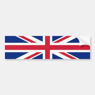 Facklig flagga bildekal