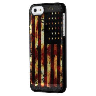 Facklig flagga, inbördeskrig, stars och stripes clear iPhone SE/5/5s skal