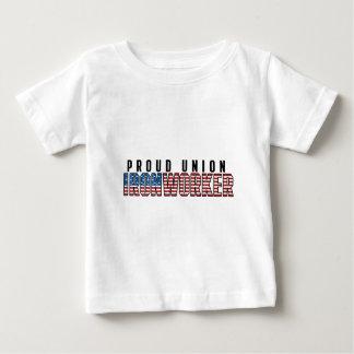 Facklig Ironworker T-shirts